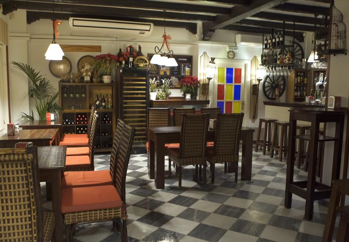 Buen restaurante en Marchena
